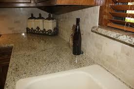 giallo ornamental granite countertop crema marfil backsplash