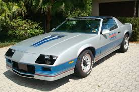 camaro pace car 1982 chevrolet camaro indy pace car coupe 89616