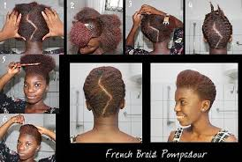 braided pompadour hairstyle pictures style files french braid pompadour for both adults kids alike