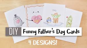 fathers day cards diy s day cards easy 4 puns card ideas for