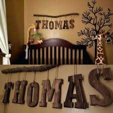 Jungle Nursery Wall Decor Safari Nursery Wall Decor Best Safari Nursery Ideas On Jungle Baby
