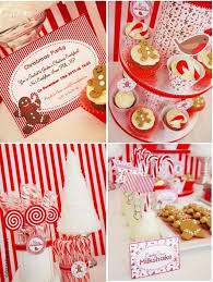 Candyland Decorations For Christmas by Christmas Candyland Party Printables Supplies Birdsparty Com