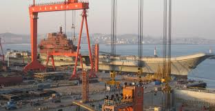 chambre r rig updated china ready to launch the shi lang aircraft carrier the