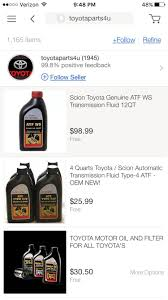 toyota and lexus transmission fluid replacement help toyota ws atf or maxlife atf page 2 toyota 4runner forum