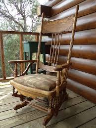 John Deere Rocking Chair Antique Glider Rocking Chair Design Home U0026 Interior Design