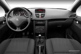 peugeot 2008 interior 2015 2008 peugeot 207 specs and photos strongauto
