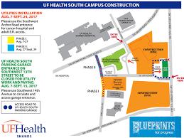 Map Of Florida Please by Blueprints For Progress Uf Academic Health Center University