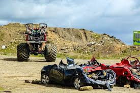 videos of monster trucks racing coming to the racing mean s nine highly badass mean real monster