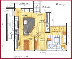 Professional Floor Plan Software Images About Layouts On Pinterest Side Return Kitchen Floor Plan