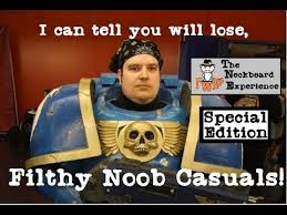Neckbeard Meme - neckbeard 40k special edition youtube
