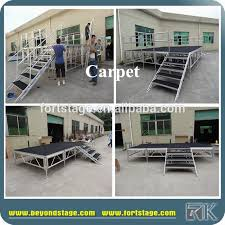 portable extendable outdoor folding stage stairs buy outdoor