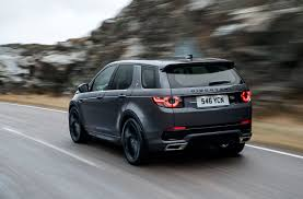 2017 land rover discovery sport white discovery sport and evoque get more power the car magazine