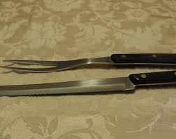 usa made kitchen knives utica knife etsy