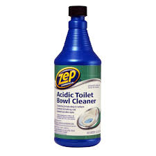 Mr Clean Bathroom Cleaner Zep 32 Oz Acidic Toilet Bowl Cleaner Zuatb32 The Home Depot