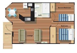 two bed room house house 2 bedroom home design