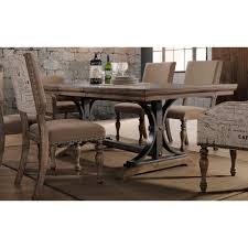 rc willey kitchen table stunning driftwood and metal dining table metropolitan rc willey
