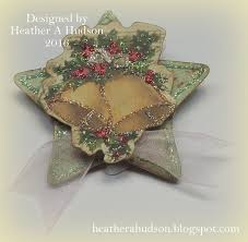 heather a hudson victorian scraps christmas angels ornament tutorial