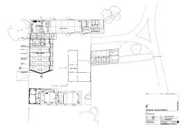 Floor Plan Cottage by Gallery Of River Cottage Hq Satellite Architects 12
