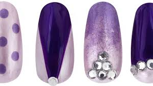 demi lovato u0027s nail art kits review the new black nail art