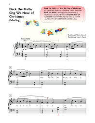 alfred u0027s premier piano course christmas book u0026nbs j w pepper