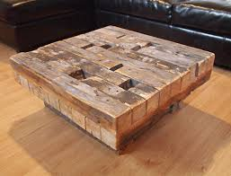 Wooden Coffee Table Small Reclaimed Wood Coffee Table All Furniture Unique