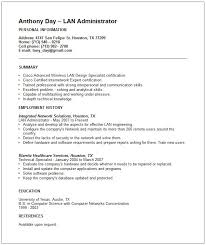Remote Support Engineer Resume Professional Cv Format For Network Engineer