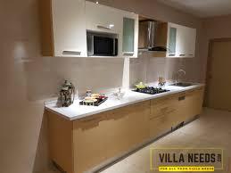 Modular Kitchens by Designer Curtains U0026 Bilnds For Villas Villa Needs