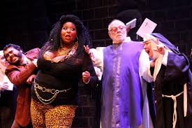 sister act u0027 marries comedy and a fish out of water tale u2013 the