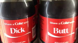 Share A Coke Meme - share a coke let it be done imgur