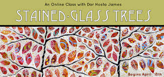 universal online class registration is open for dar hosta new class stained glass