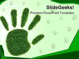 finger powerpoint templates slides and graphics