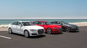 audi s6 vs 2016 audi a6 s6 and a7 s7 receive significant updates