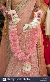 garlands for indian weddings indian hindu wedding with garlands of flowers beauty colours and