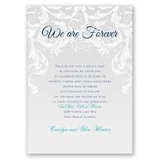 Christian Wedding Cards Wordings Lake Wedding Renewal Invitation Wording Vertabox Com