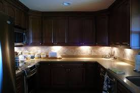 Kitchen Cabinet Lights Decorating Natural Wood Cabinets By Lowes Kitchens For Kitchen