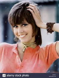jane fonda klute haircut jane fonda klute 1971 directed by alan j pakula stock photo