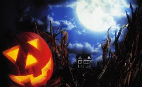 pumpkin desktops wallpaper halloween holiday night home light pumpkin lantern