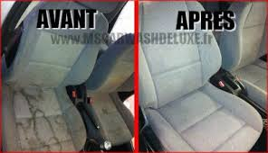 nettoyage de siege de voiture en tissu nettoyage sièges tissus cuir prestige car wash
