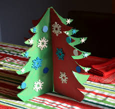 cardboard christmas tree family balance sheet