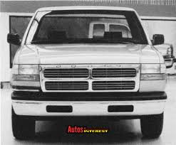 Dodge Ram 90 - autos of interest design notes 1994 dodge ram truck page 3