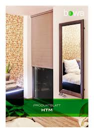 K Henkatalog Htm Bowa Heiztechnik Gmbh Pdf Katalog Beschreibung Prospekt