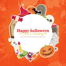 Halloween Banner Clipart by Halloween Banner Background U2014 Stock Vector Mix3r 125753588