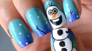 christmas nail art designs to get festive hexjam