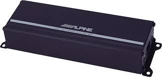 alpine ktp 445u power pack compact upgrade for any car radio u2014 45