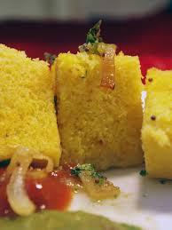 ma cuisine indienne gâteau indien en vidéo khaman de cuisine indienne