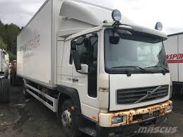 volvo truck parts ireland used volvo fl 250 for parts box trucks year 2006 for sale