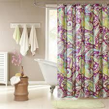 purple green yellow paisley print teen bedding twin xl full