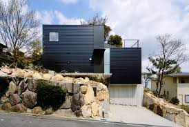 steep slope house plans surprising downhill slope house plans photos best interior