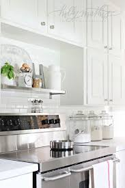 glass canisters kitchen grant decorating with glass canisters in the kitchen