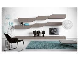 wohnzimmer regale regal holzregal bücherregal designerregal modern mdf weiß rosa
